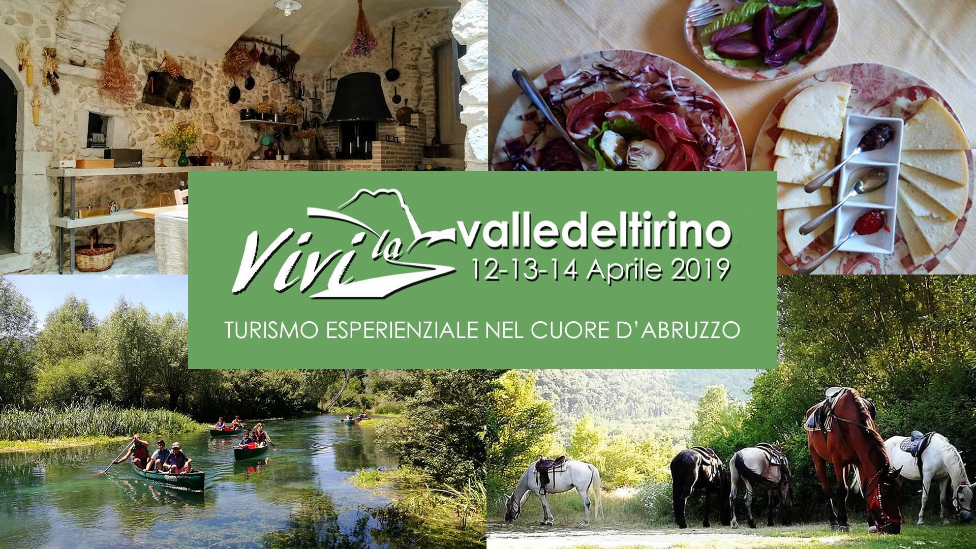 vivi la valle del Tirino
